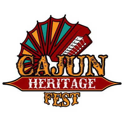 Cajun Heritage Fest Logo